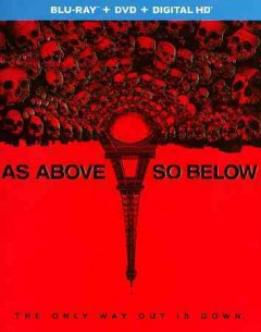 As above, so below [Blu-ray + DVD combo] cover image