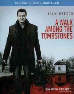 A walk among the tombstones [Blu-ray + DVD combo] cover image