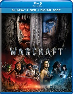 Warcraft [Blu-ray + DVD combo] cover image