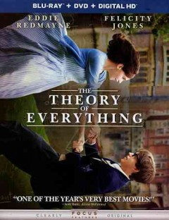 The theory of everything [Blu-ray + DVD combo] cover image
