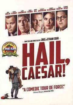 Hail, Caesar! cover image