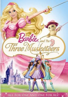 Barbie and the Three Musketeers cover image