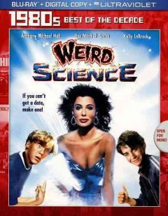 Weird science cover image