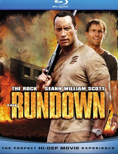 The rundown cover image