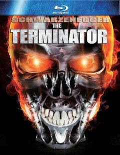 The terminator cover image