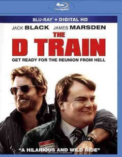 The D train cover image