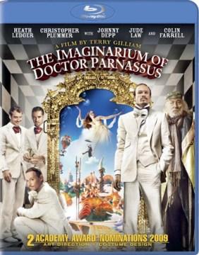The imaginarium of Doctor Parnassus cover image