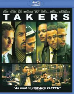 Takers cover image