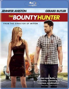 The bounty hunter cover image
