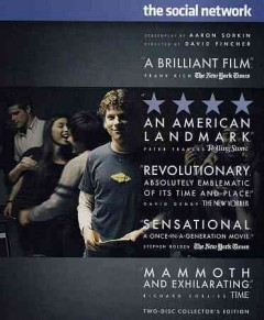 The social network cover image