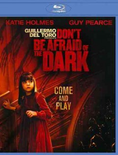 Don't be afraid of the dark cover image