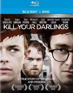 Kill your darlings [Blu-ray + DVD combo] cover image