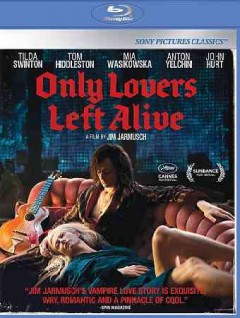 Only lovers left alive cover image
