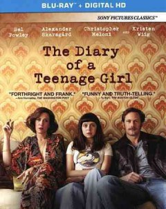 The diary of a teenage girl cover image