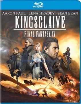 Kingsglaive final fantasy XV cover image