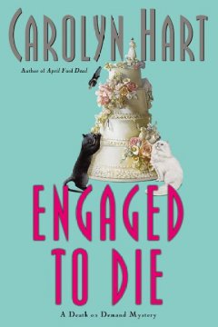 Engaged to die cover image