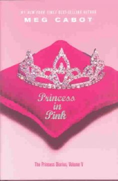 Princess in pink cover image