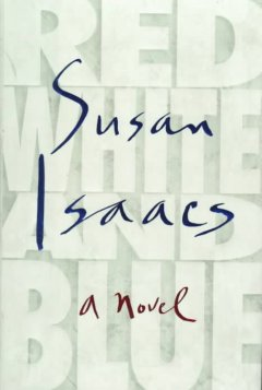 Red, white, and blue cover image
