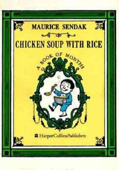 Chicken soup with rice : a book of months cover image