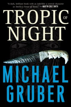 Tropic of night cover image