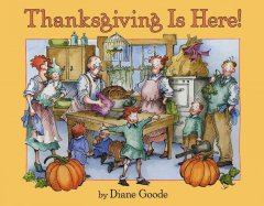 Thanksgiving is here! cover image