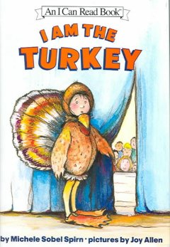 I am the turkey cover image