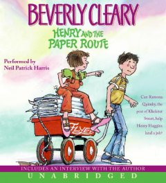 Henry and the paper route cover image