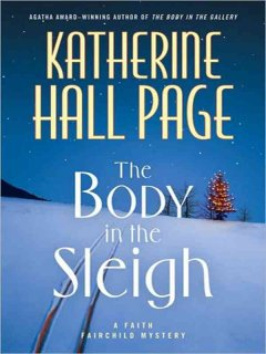 The body in the sleigh a Faith Fairchild mystery cover image