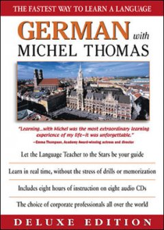 German with Michel Thomas cover image