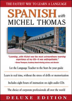 Spanish with Michel Thomas cover image