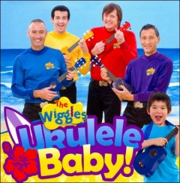 Ukulele baby! cover image