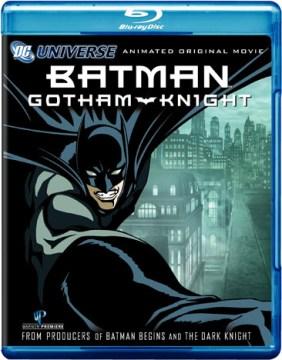 Batman. Gotham knight cover image