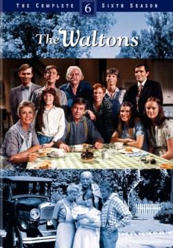 The Waltons. Season 6 cover image