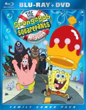 The SpongeBob SquarePants movie [Blu-ray + DVD combo] cover image