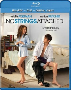 No strings attached [Blu-ray + DVD combo] cover image