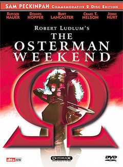 The Osterman weekend cover image