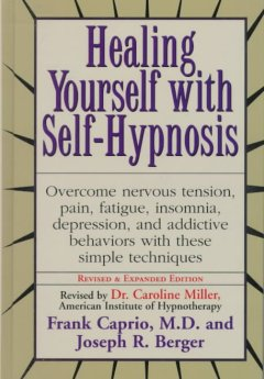 Healing yourself with self-hypnosis cover image
