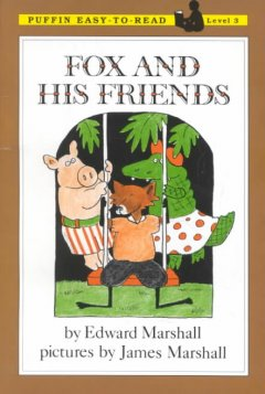 Fox and his friends cover image