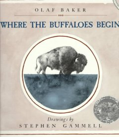 Where the buffaloes begin cover image
