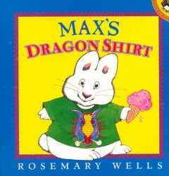 Max's dragon shirt cover image
