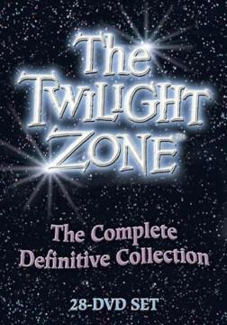The Twilight Zone. Season 3 cover image