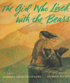 The girl who lived with the bears cover image