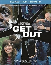 Get out [Blu-ray + DVD combo] cover image