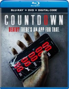 Countdown [Blu-ray + DVD combo] cover image