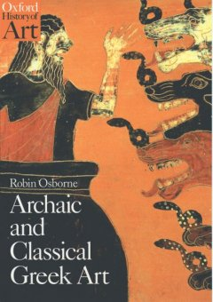 Archaic and classical Greek art cover image