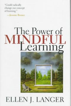 The power of mindful learning cover image
