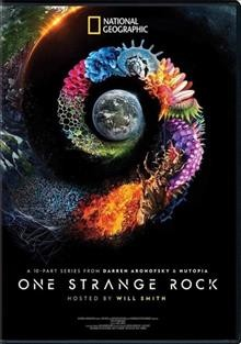 One strange rock cover image