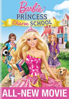 Princess charm school cover image