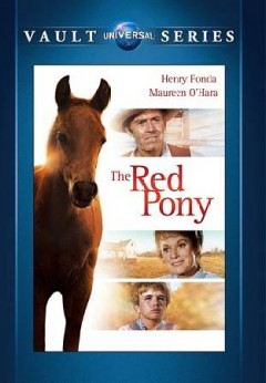 John Steinbeck's The red pony cover image