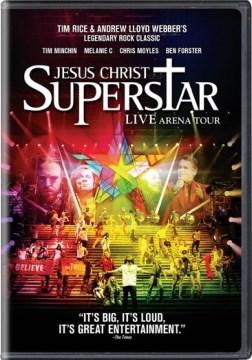 Jesus Christ superstar Live Arena Tour cover image